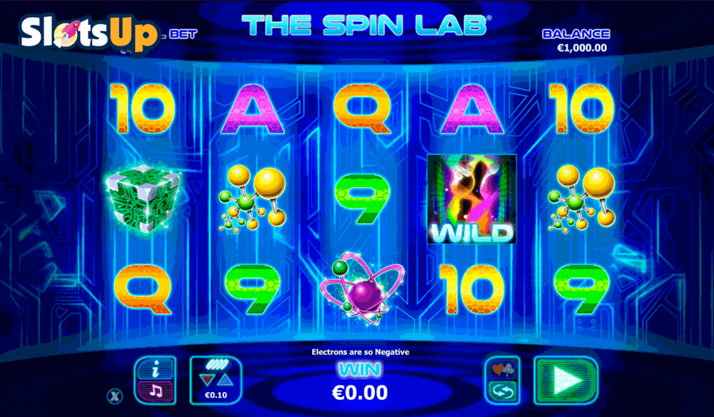the spin lab nextgen gaming casino slots