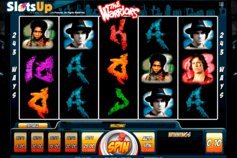 THE WARRIORS ISOFTBET CASINO SLOTS