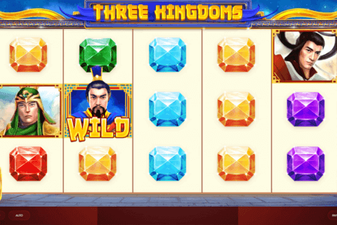three kingdoms red tiger casino slots