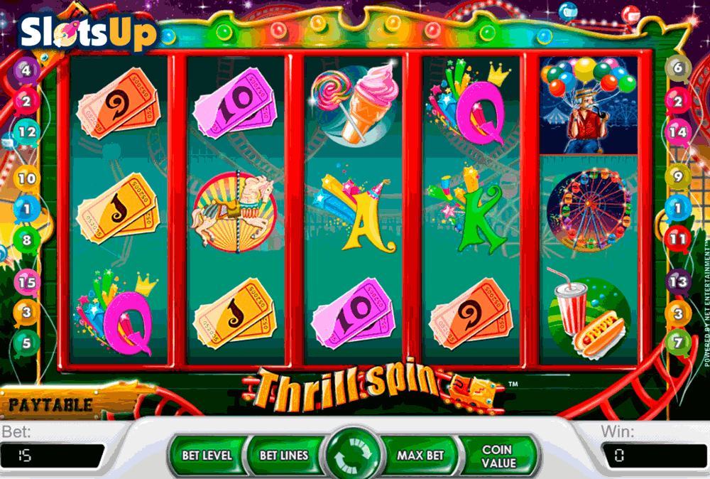 Attraction Slot Machine Online ᐈ NetEnt™ Casino Slots