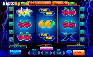 Lucky Reels Slot Machine - Play this Game by Playson Online