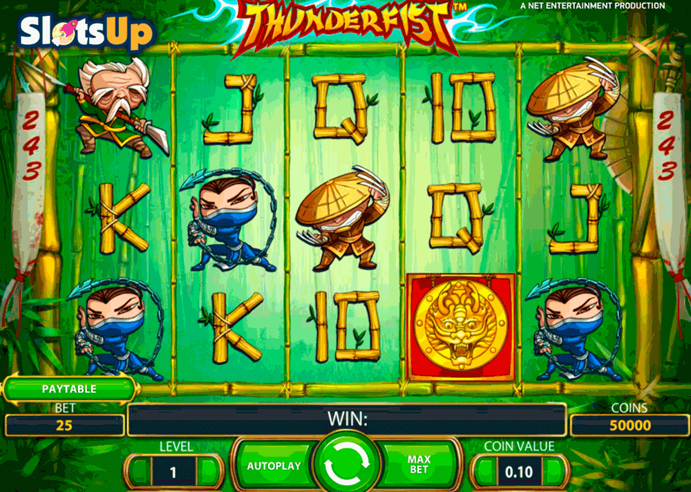 Golden Thunder Slots - Free Play & Real Money Casino Slots