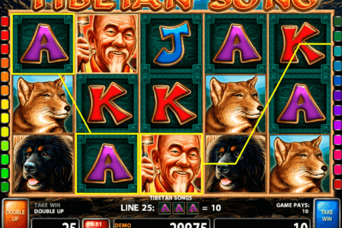tibetan songs casino technology slot machine