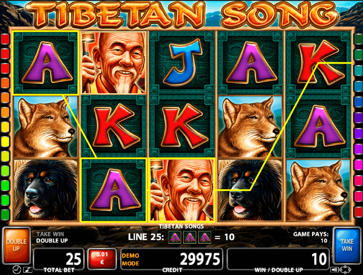 Mountain Song Quechua Slot Machine Online ᐈ Casino Technology™ Casino Slots