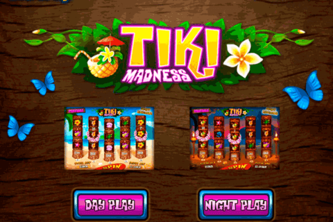 tiki madness pariplay casino slots