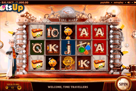 Time Warp Guardian Slot - Play Online for Free or Real Money