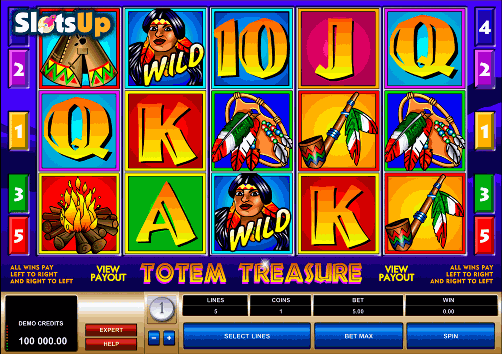 Native Treasure Slot Machine Online ᐈ Amaya™ Casino Slots