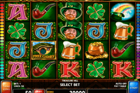 TREASURE HILL CASINO TECHNOLOGY SLOT MACHINE
