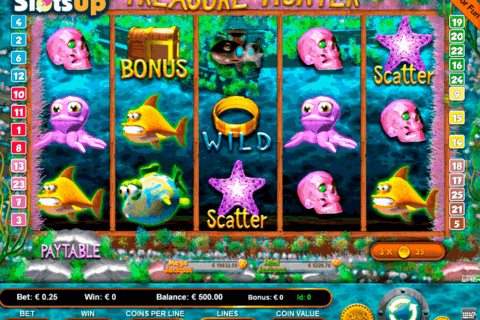 treasure hunter portomaso casino slots 480x320