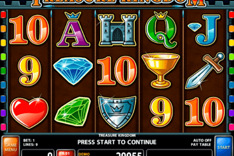 treasure kingdom casino technology slot machine