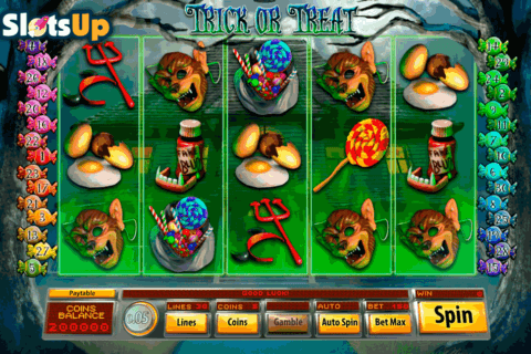trick or treat saucify casino slots 480x320