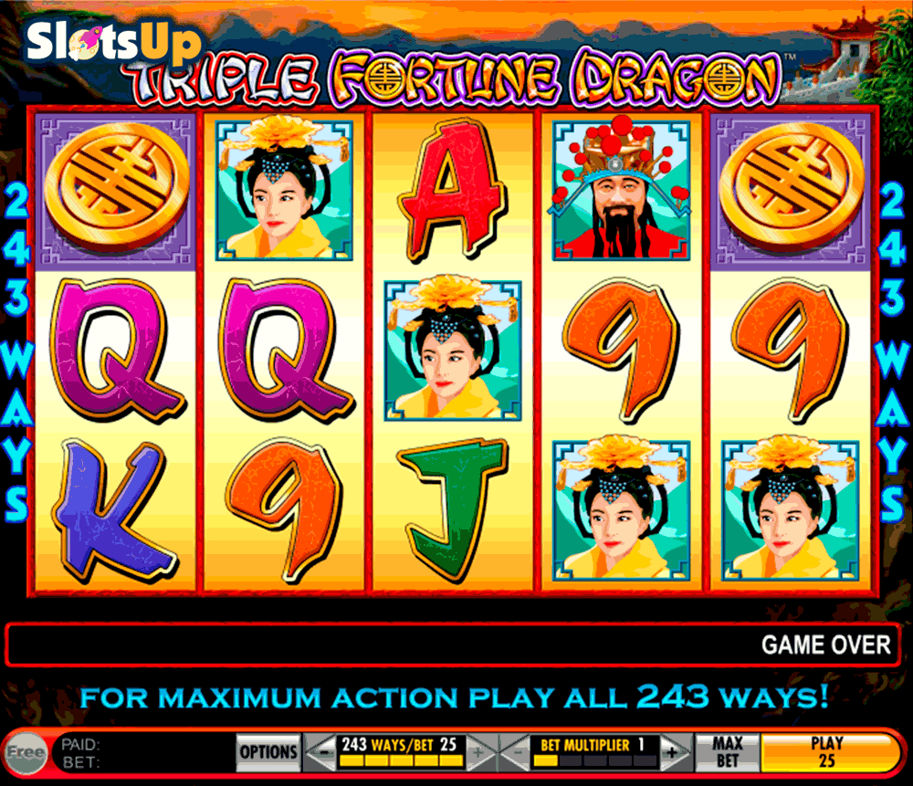 Triple Fortune Dragon Slot Machine Online ᐈ IGT™ Casino Slots