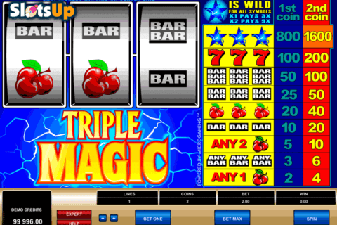 triple magic microgaming casino slots
