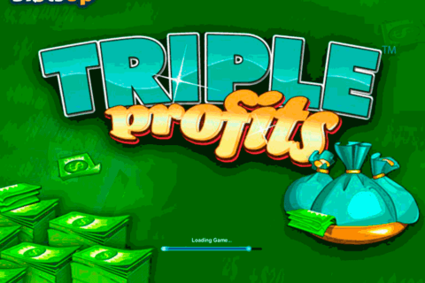 triple profits playtech casino slots 480x320
