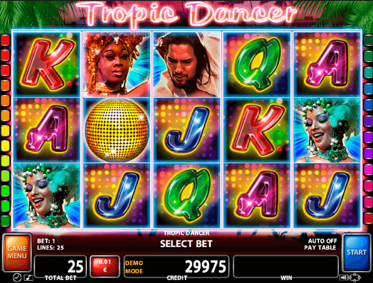 Spiele Tropic Dancer - Video Slots Online