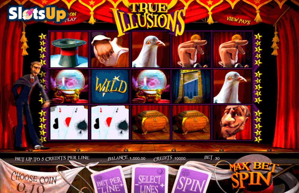 true illusions betsoft casino slots