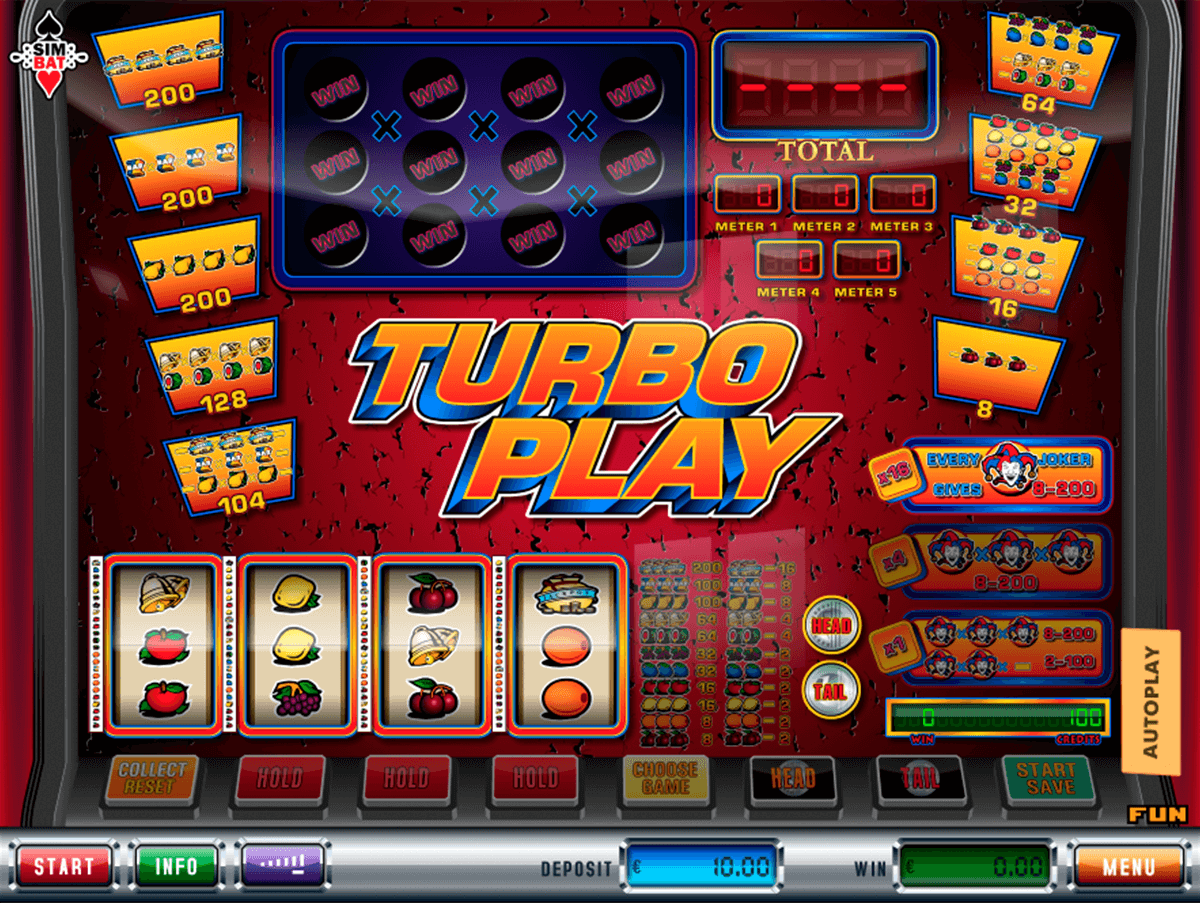 Turbo Play Slot Machine Online ᐈ Wazdan™ Casino Slots