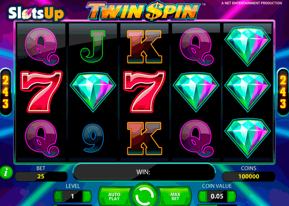 Twin Winner Slots - Play Free Novomatic Slot Machines Online