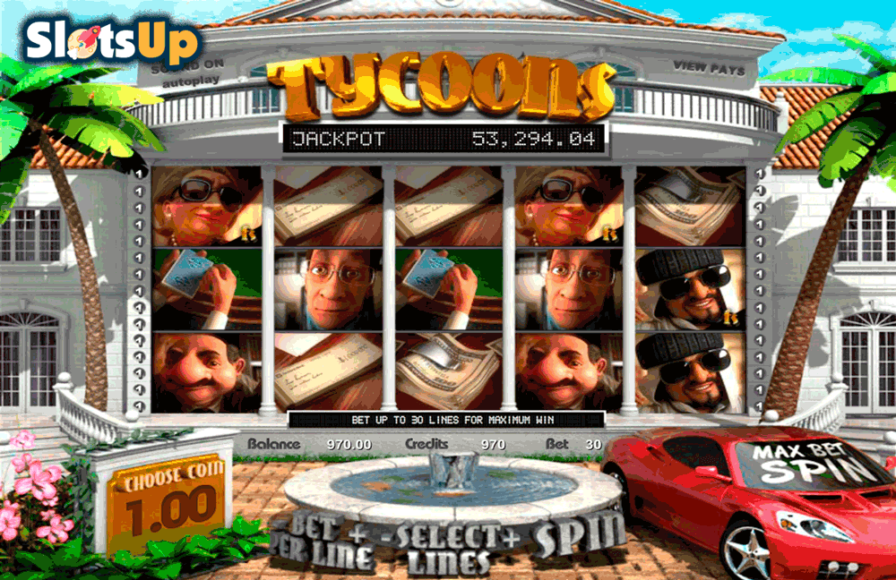 Tycoons Slots Free Play & Real Money Casinos