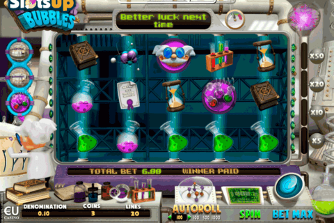 UNDER WATER SKILLONNET CASINO SLOTS