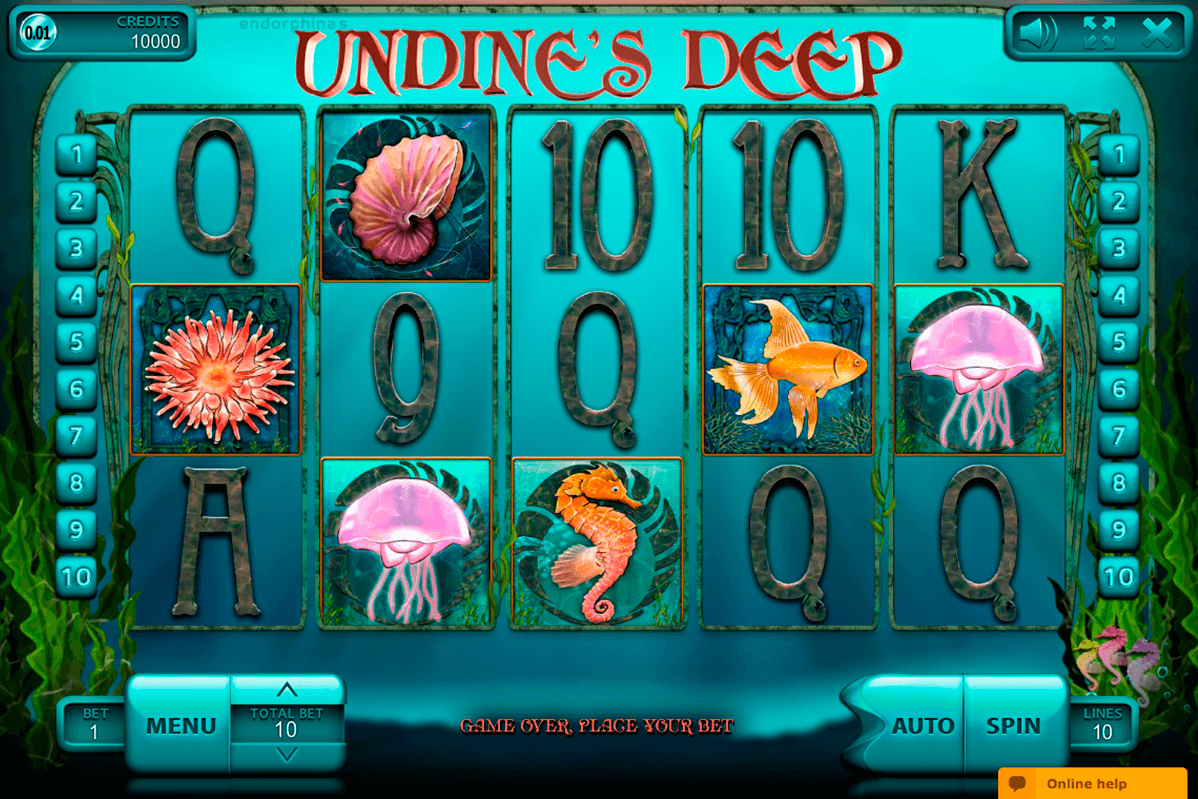 UNDINES DEEP ENDORPHINA