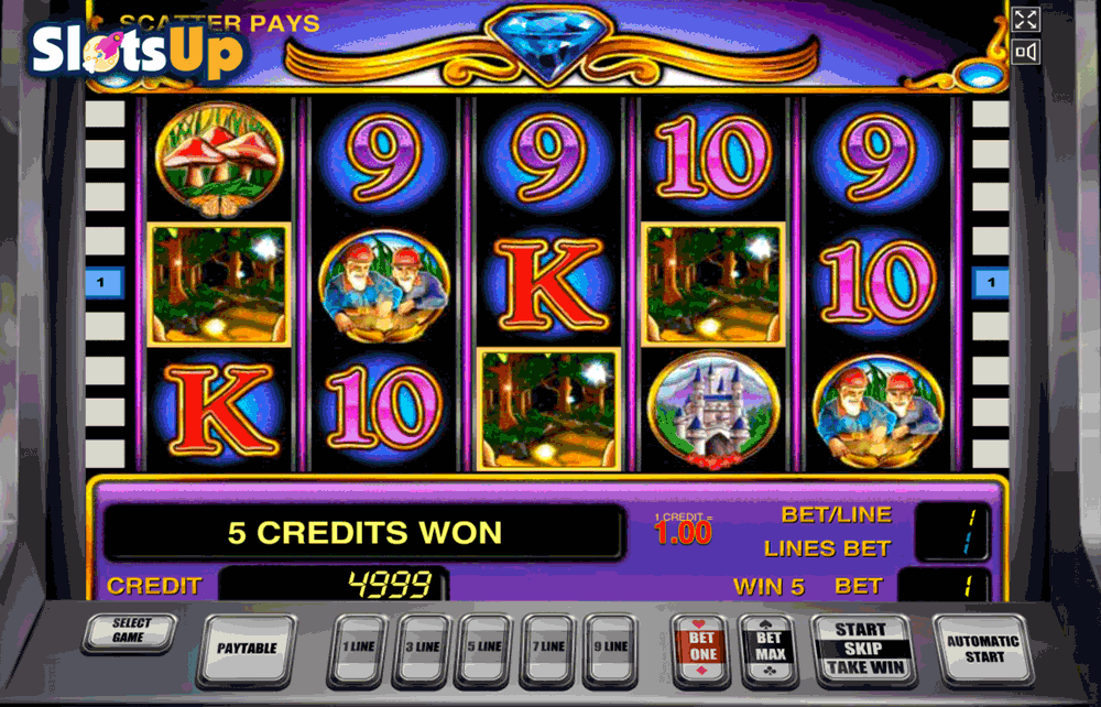 unicorn magic novomatic casino slots