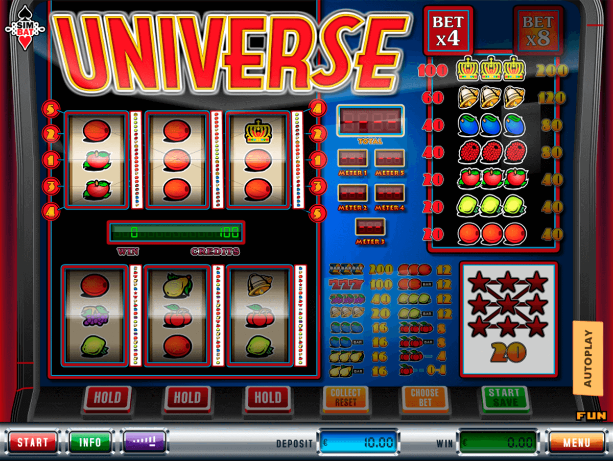 Monkeys of the Universe Slots Review & Free Online Demo Game