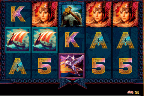 valkyrie queen high5 casino slots
