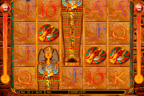 VALLEY OF THE KINGS GENESIS CASINO SLOTS