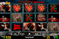 VAMPIRE KILLER HD WORLD MATCH CASINO SLOTS