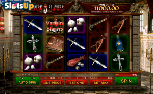 Vampire Slayers Slot Machine Online ᐈ GamesOS™ Casino Slots