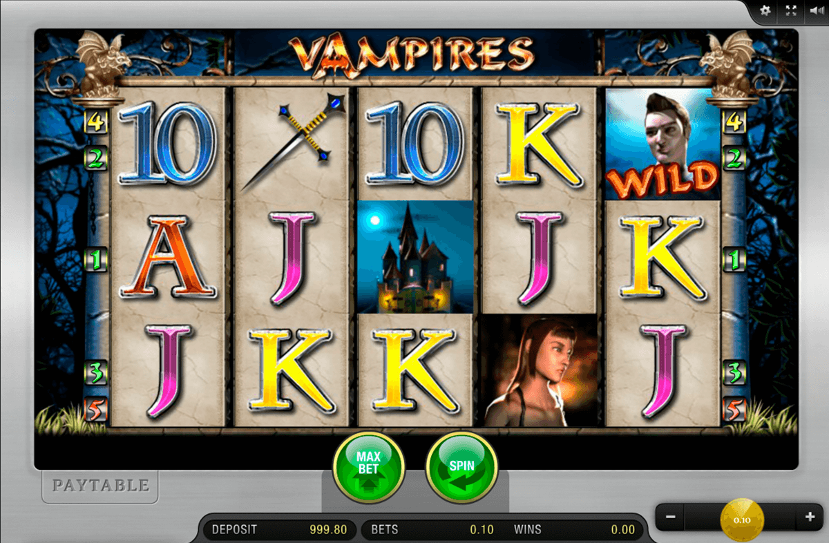 Castle Blood Slot Machine - Play Online & Win Real Money