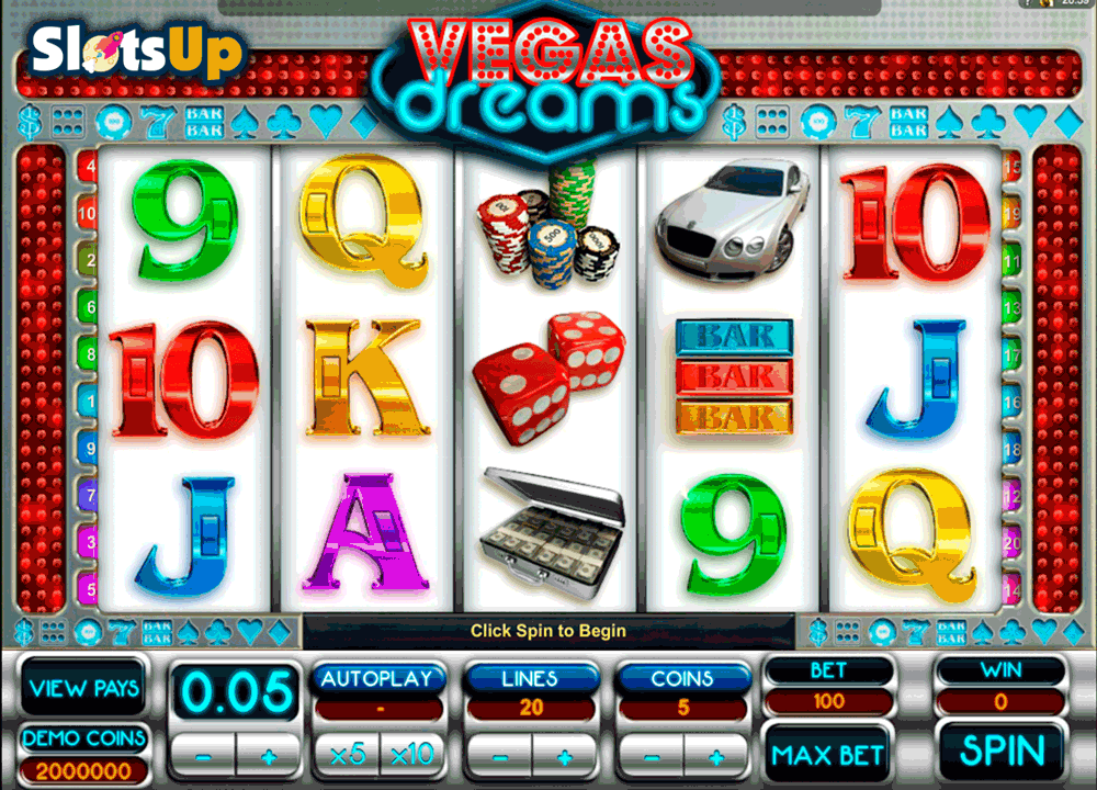 vegas dreams microgaming casino slots