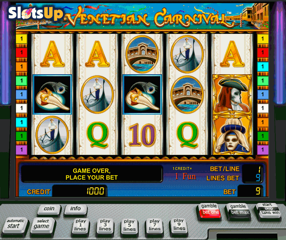 Venice Magic Slot Machine - Play Free Casino Slots Online