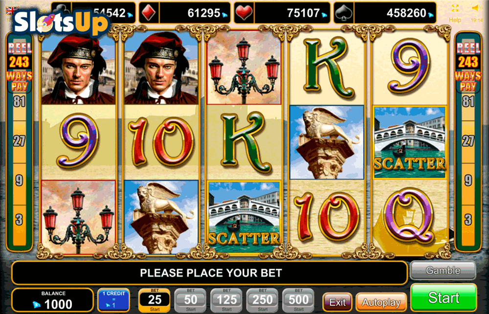 Magellan Slot - Play the Free EGT Casino Game Online