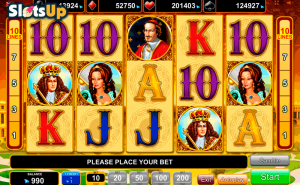 Shining Crown Slot Machine - Try the Free Demo Version