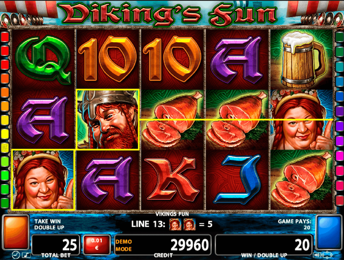 Vikings Fun Slot Machine Online ᐈ Casino Technology™ Casino Slots