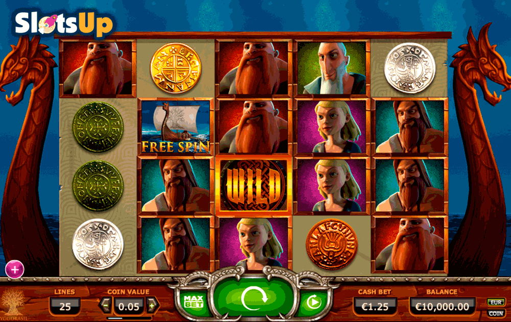 Vikings Go Wild™ Slot Machine Game to Play Free in Yggdrasil Gamings Online Casinos