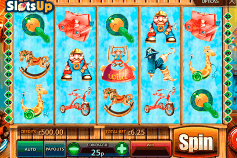 VINTAGE TOY ROOM MULTISLOT CASINO SLOTS