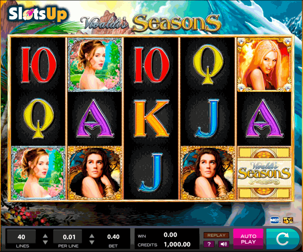 vivaldis seasons high5 casino slots
