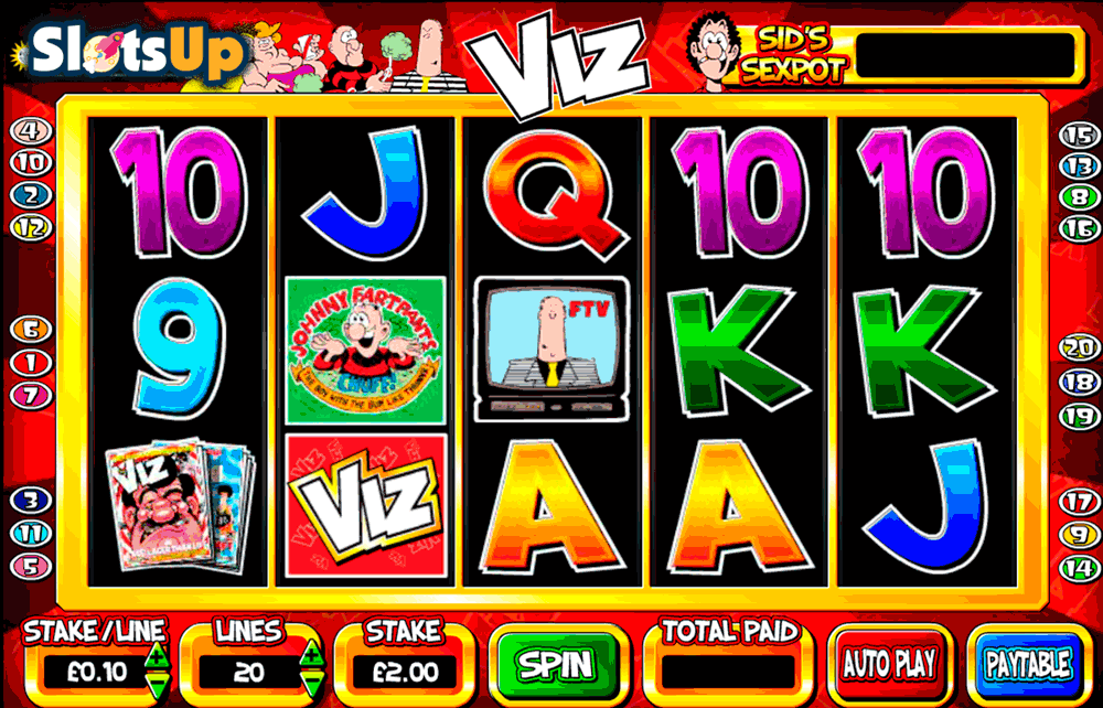 Viz Slot Machine Online ᐈ Blueprint™ Casino Slots