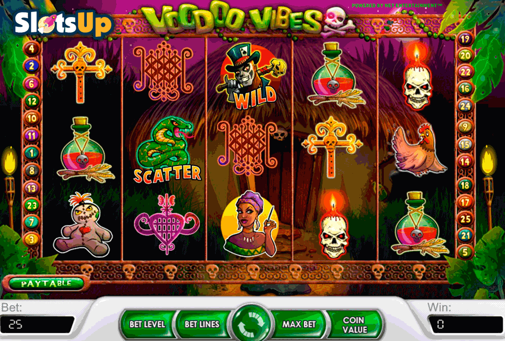 Voodoo Slot Machine Online ᐈ Endorphina™ Casino Slots
