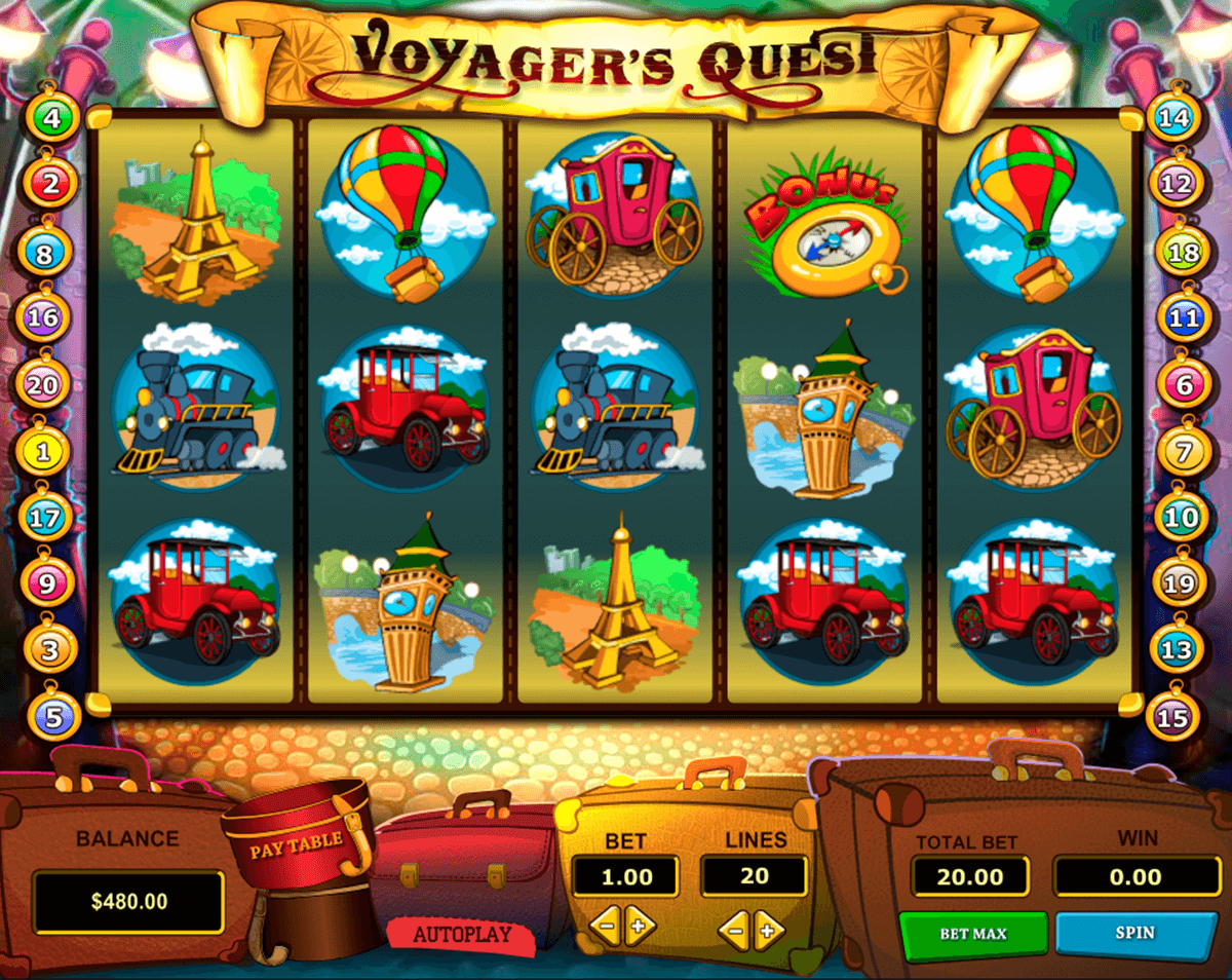 Voyagers Quest Slot Machine Online ᐈ ™ Casino Slots