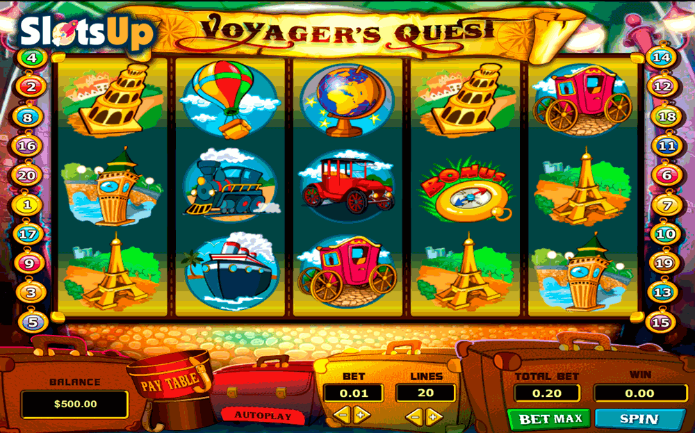 Voyagers Quest Slot - Play Pragmatic Play Slots Online for Free