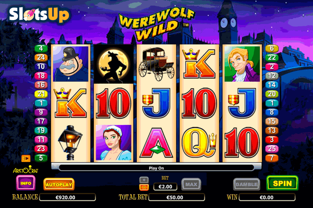 Wild Panda™ Slot Machine Game to Play Free in Aristocrats Online Casinos