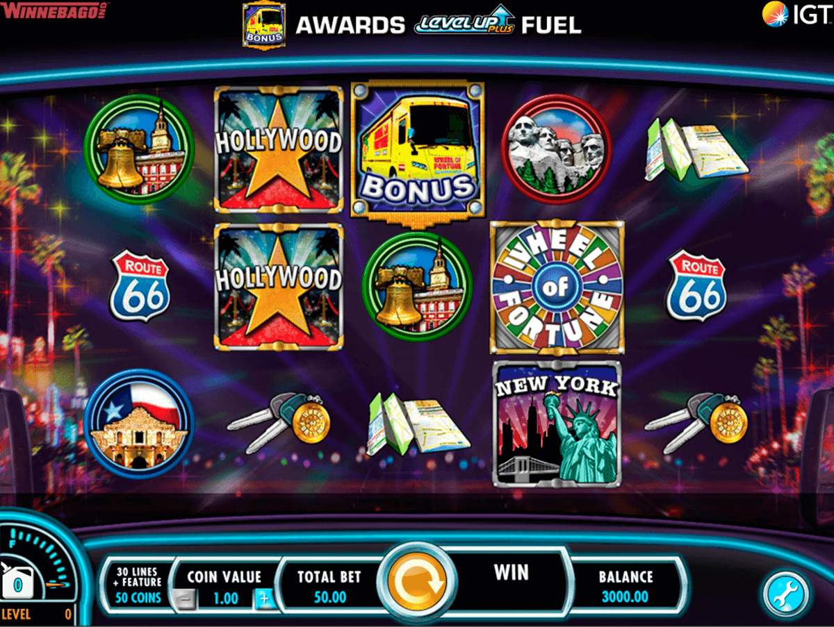 Free Wheel of Fortune Slots