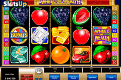 WHEEL OF WEALTH SPECIAL EDITION MICROGAMING CASINO SLOTS