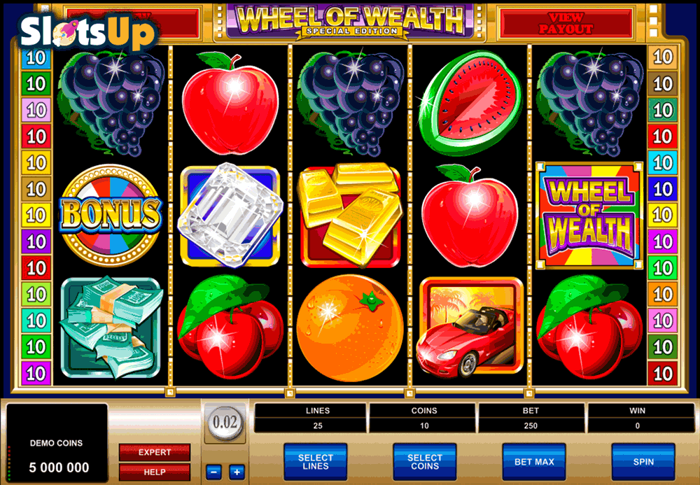 Wheel of Wealth Slot Machine Online ᐈ Microgaming™ Casino Slots