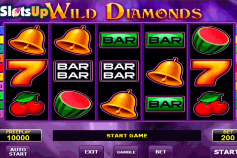 WILD DIAMONDS AMATIC CASINO SLOTS