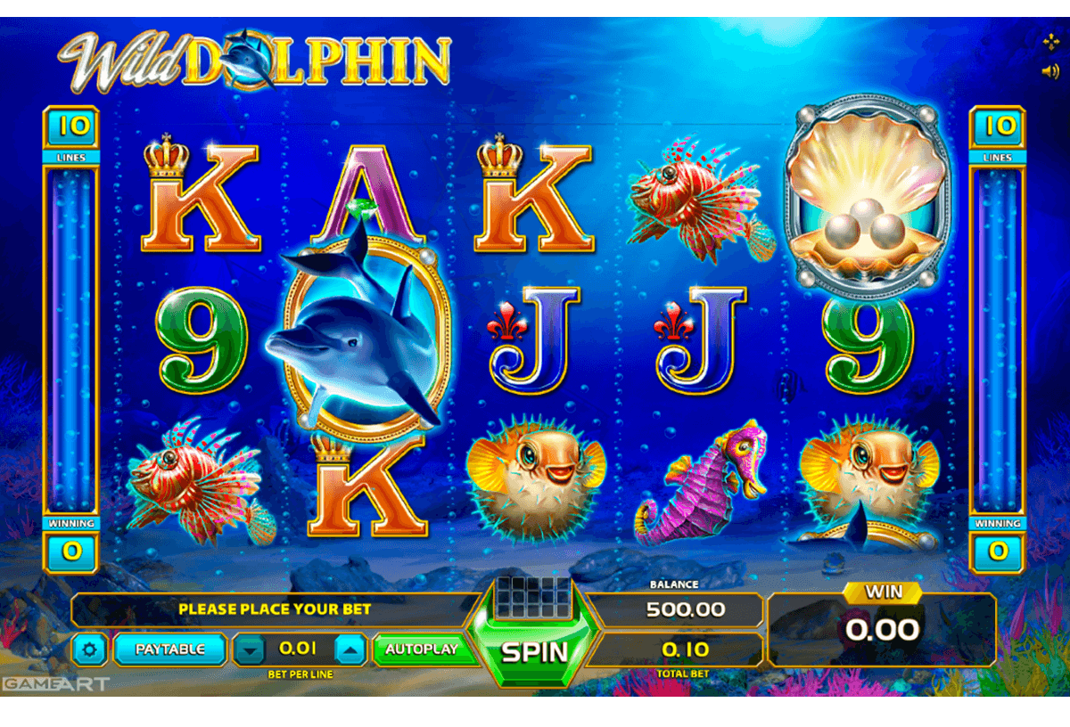 game art casinos online